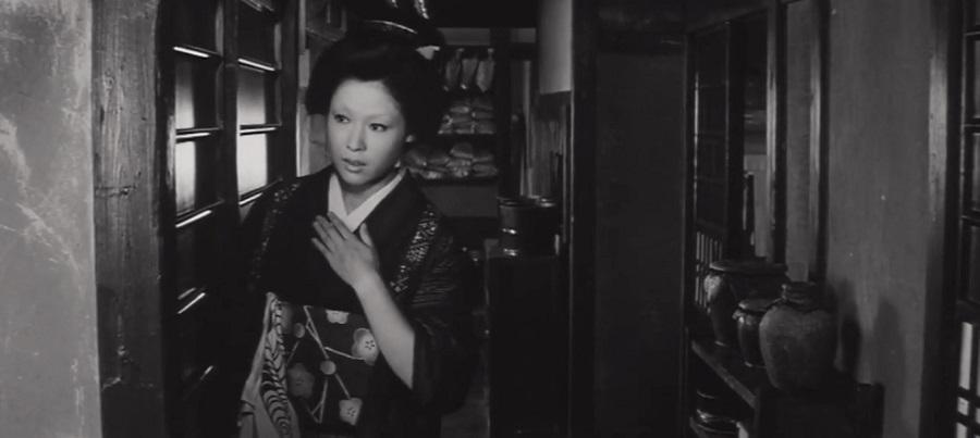 La Femme du docteur Hanaoka, Yasuzô Masumura 1967 Hanaoka Seishû no tsuma, The Wife of Seishu Hanaoka Daiei (2)