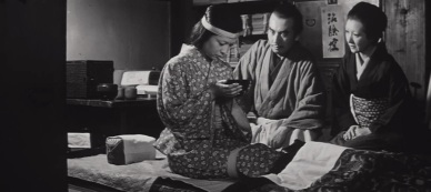 La Femme du docteur Hanaoka, Yasuzô Masumura 1967 Hanaoka Seishû no tsuma, The Wife of Seishu Hanaoka Daiei (7)