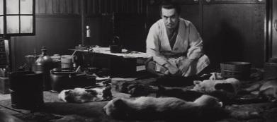La Femme du docteur Hanaoka, Yasuzô Masumura 1967 Hanaoka Seishû no tsuma, The Wife of Seishu Hanaoka Daiei (8)
