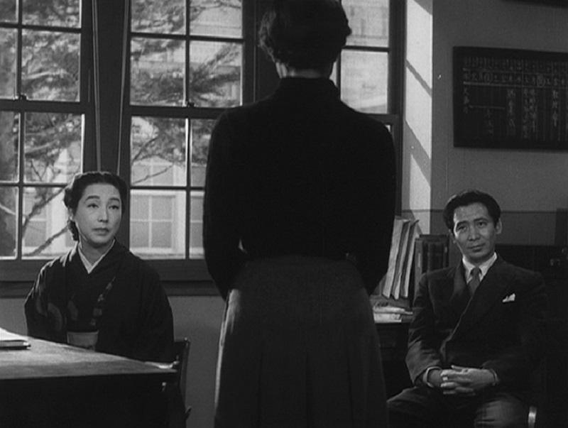 Le Jardin des femmes, Keisuke Kinoshita 1954 Onna no sono The Garden of Women Shochiku 2 (1)