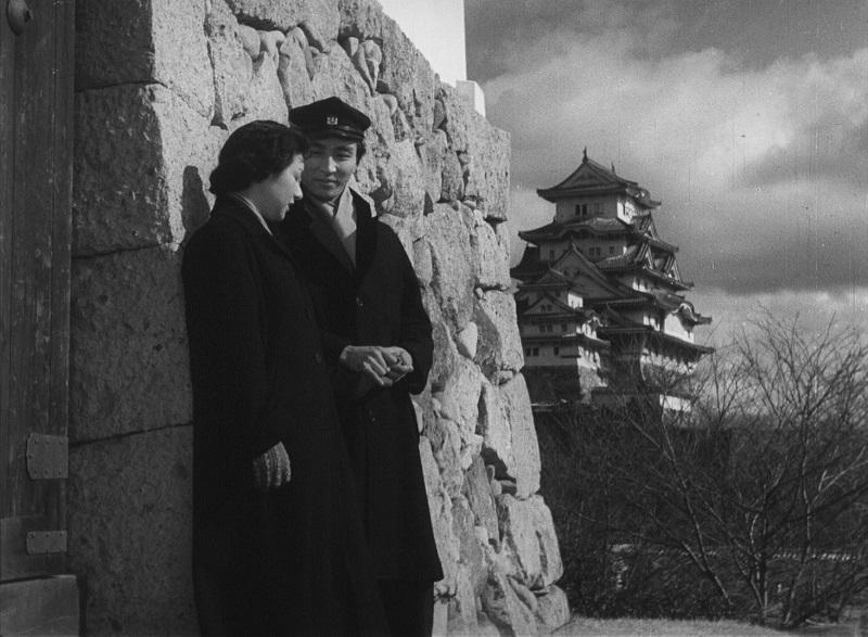 Le Jardin des femmes, Keisuke Kinoshita 1954 Onna no sono The Garden of Women Shochiku 2 (2)