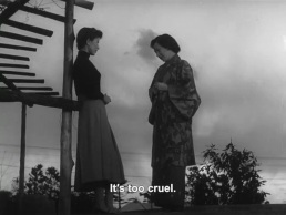 Le Jardin des femmes, Keisuke Kinoshita 1954 Onna no sono The Garden of Women Shochiku 2 (5)