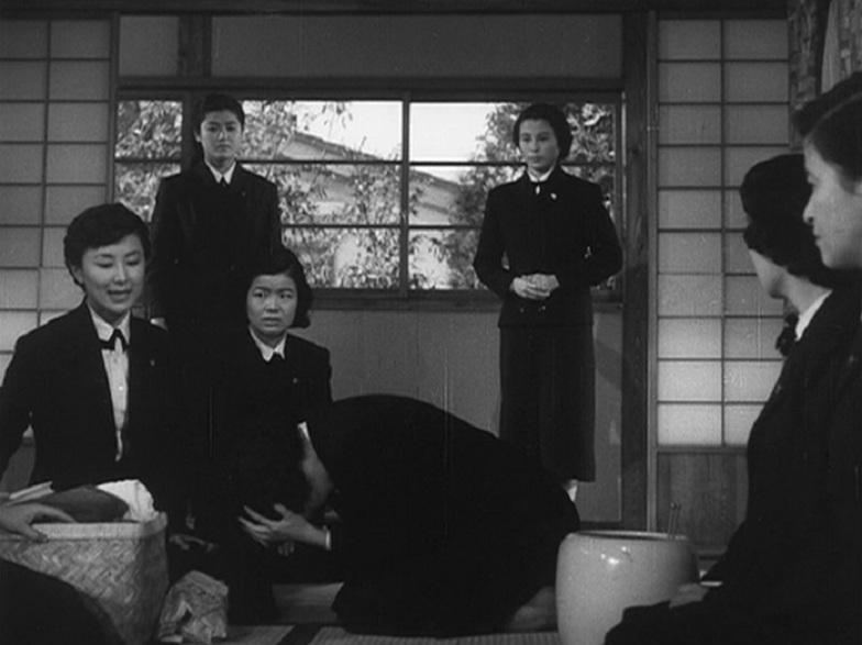Le Jardin des femmes, Keisuke Kinoshita 1954 Onna no sono The Garden of Women Shochiku 2 (6)