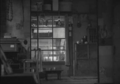 Une poule dans le vent, Yasujirô Ozu 1948 Kaze no naka no mendori Shochiku (2)