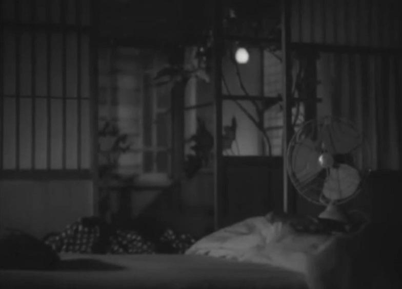 Une poule dans le vent, Yasujirô Ozu 1948 Kaze no naka no mendori Shochiku (4)