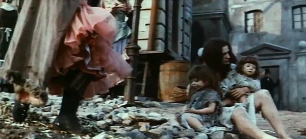 La Poupée, Wojciech Has 1968 Lalka Zespol Filmowy Kamera travelling 3