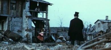 La Poupée, Wojciech Has 1968 Lalka Zespol Filmowy Kamera travelling 5