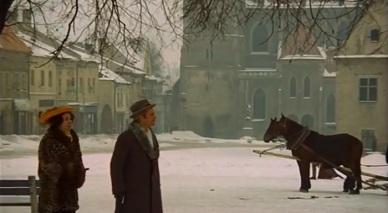 Sindbad, Zoltan Huszarik 1971 Szindbád Mafilm travelling narratif et montage sans coupage (21)