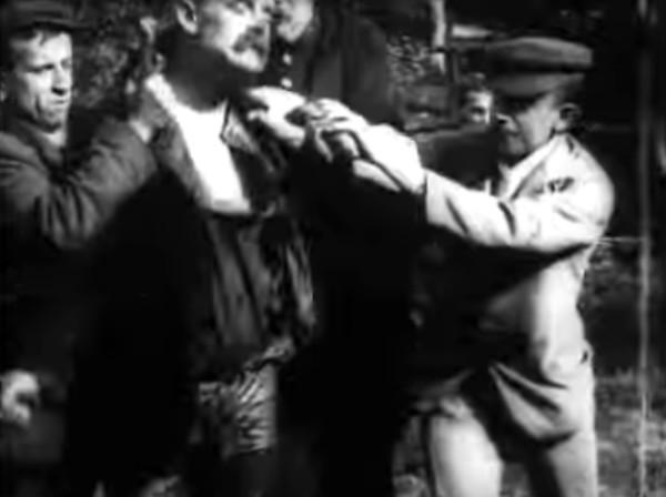 A Desperate Poaching Affray (1903) Brighton