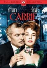 Carrie, un amour désespéré carrie willie wyler
