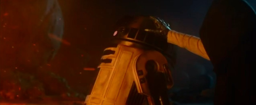Star Wars, le Réveil de la force (2015 Star Wars Episode VII – The Force Awakens Lucasfilm, Bad Robot, Truenorth Productions (2)