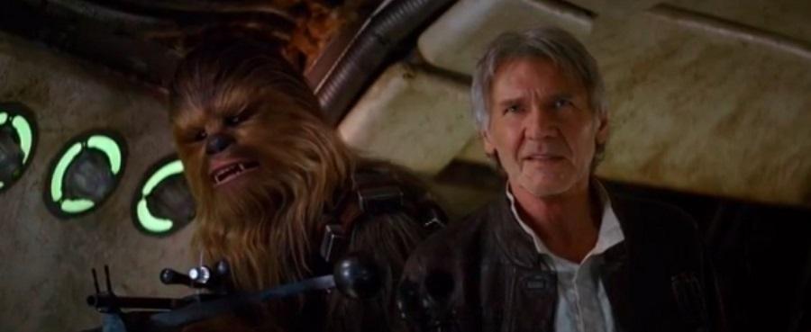 Star Wars, le Réveil de la force (2015 Star Wars Episode VII – The Force Awakens Lucasfilm, Bad Robot, Truenorth Productions (5)