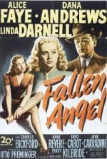 Fallen Angel, Otto Preminger (1945) Crime passionel