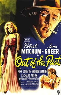 La Griffe du passé, Jacques Tourneur (1947) Out of the Past