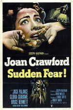 Sudden Fear, David Miller (1952)