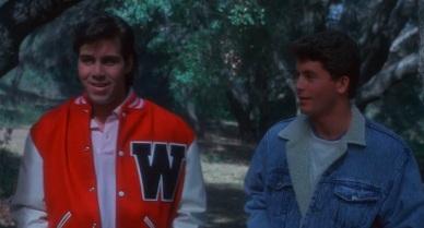 Fatal Games, Heathers, Michael Lehmann 1988 New World Pictures Cinemarque Entertainment (2)