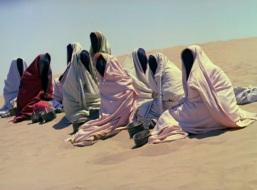 Le Soleil blanc du désert, Vladimir Motyl 1970 Beloe solntse pustyni Белое солнце пустыни Lenfilm Studio, Mosfilm, Eksperimentalnoe Tvorcheskoe Obedinenie (2)