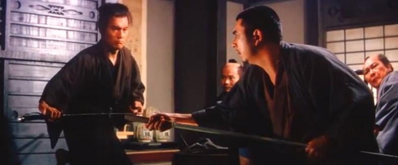 La Légende de Zatôichi La Lettre, Kimiyoshi Yasuda 1964 Daiei (3)