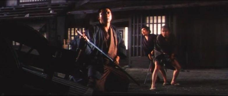 La Légende de Zatôichi La Lettre, Kimiyoshi Yasuda 1964 Daiei (4)