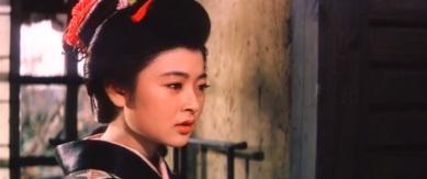 La Légende de Zatôichi La Lettre, Kimiyoshi Yasuda 1964 Daiei (5)