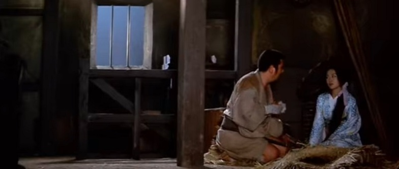 La Légende de Zatôichi Le Shogun de l'ombre, Kenji Misumi 1970 Zatôichi abare-himatsuri Daiei, Katsu Production (1)