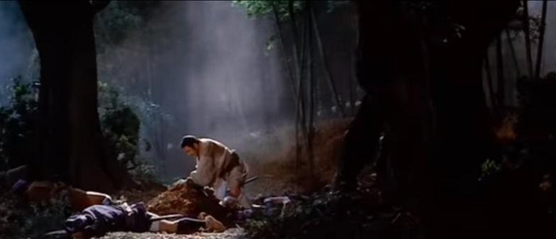 La Légende de Zatôichi Le Shogun de l'ombre, Kenji Misumi 1970 Zatôichi abare-himatsuri Daiei, Katsu Production (2)