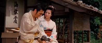 La Légende de Zatôichi Le Shogun de l'ombre, Kenji Misumi 1970 Zatôichi abare-himatsuri Daiei, Katsu Production (4)