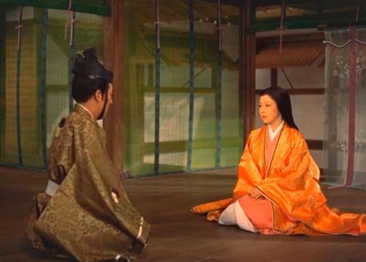 La Porte de l'enfer, Teinosuke Kinugasa 1953 Jigokumon Daiei (1)