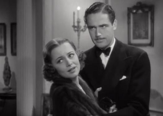L'Aventure de minuit, Archie Mayo 1937 It's Love I'm After Warner Bros (1)