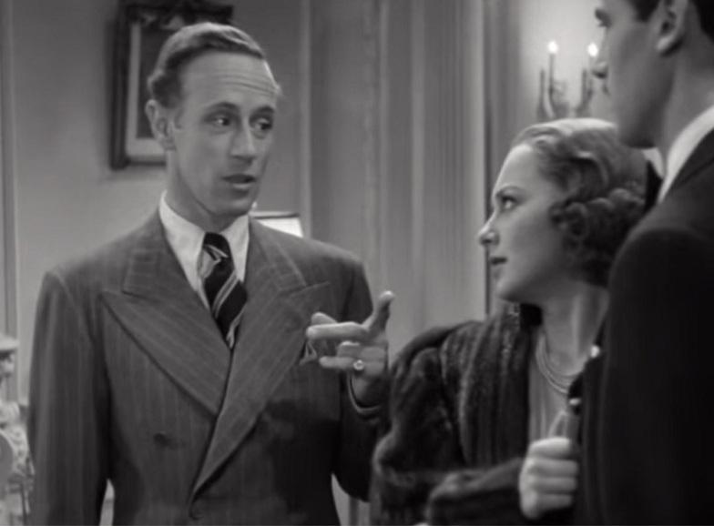 L'Aventure de minuit, Archie Mayo 1937 It's Love I'm After Warner Bros (6)