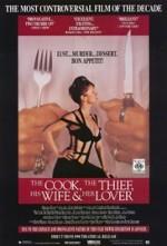 Le cuisinier, le voleur, sa femme et son amant, Peter Greenaway (1989)