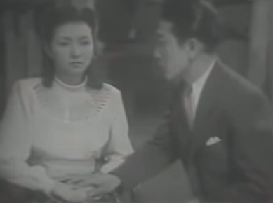 Les Sœurs Makioka (Bruine de neige), Yutaka Abe 1950 Sasameyuki Shintoho (1)