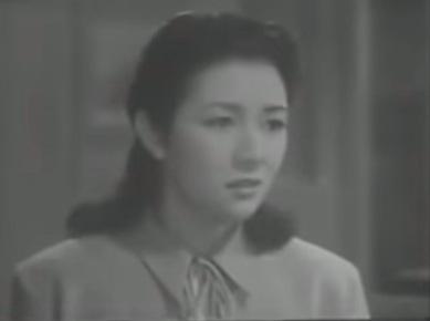 Les Sœurs Makioka (Bruine de neige), Yutaka Abe 1950 Sasameyuki Shintoho (2)