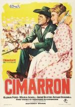 La Ruee vers l'Ouest (Cimarron), Anthony Mann (1960)