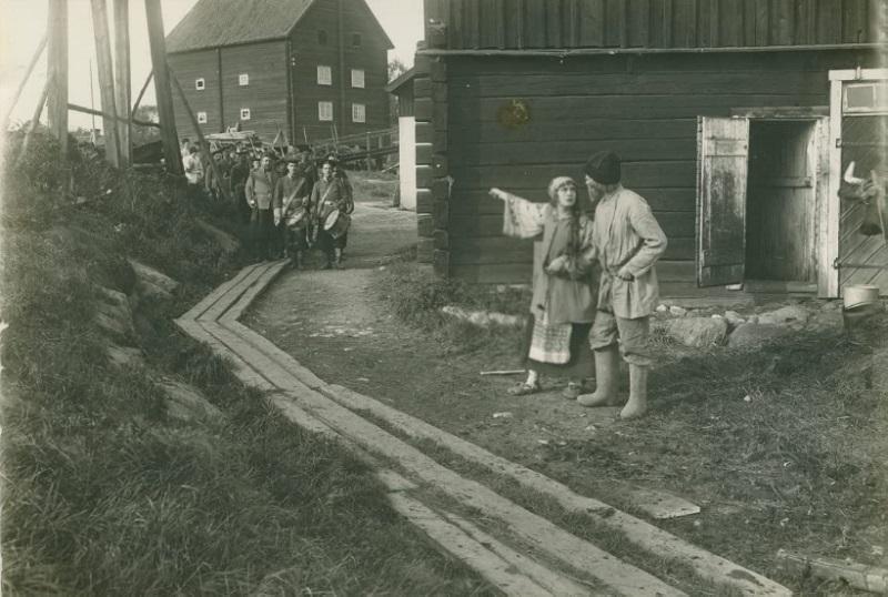 Gränsfolken (1913) Mauritz Stiller Svenska Biografteatern AB