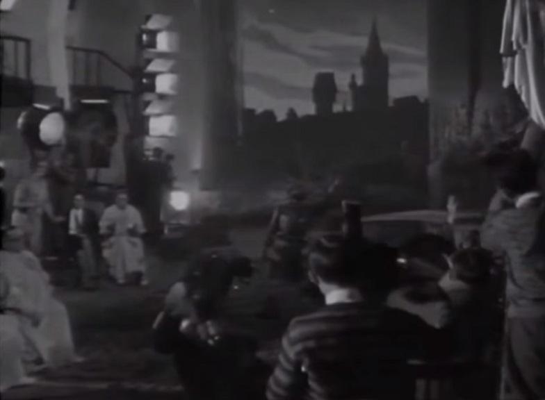 La Fête de Saint Jorgen, Yakov Protazanov 1930 Prazdnik svyatogo Yorgena Mezhrabpomfilm