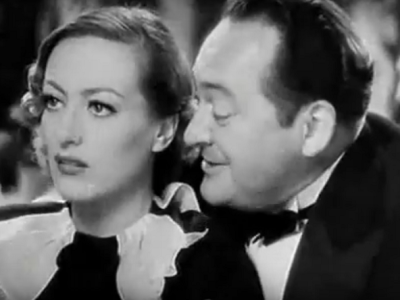 Joan Crawford & Edward Arnold