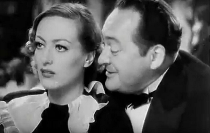 Joan Crawford & Edward Arnold