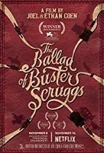 La Ballade de Buster Scruggs, les frères Coen (2018)