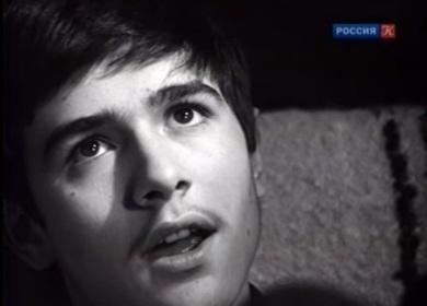Les Longs Adieux, Kira Mouratova 1971 | Odessa Film Studios