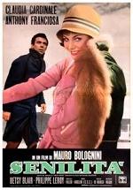 Senilita, Sénilité, Quand la chair succombe, Mauro Bolognini (1962)