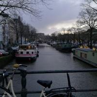 Millet et une nuit à Amsterdam