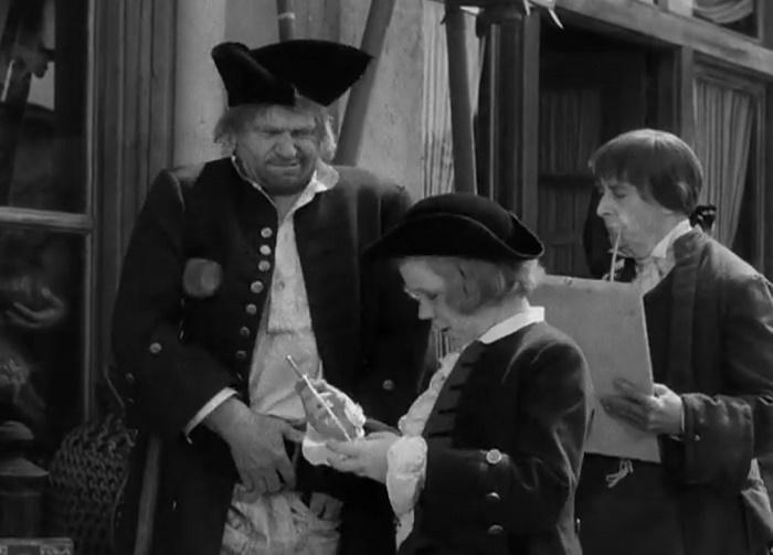 L'île au trésor, Victor Flemming (1934) Metro-Goldwyn-Mayer (190) (189)