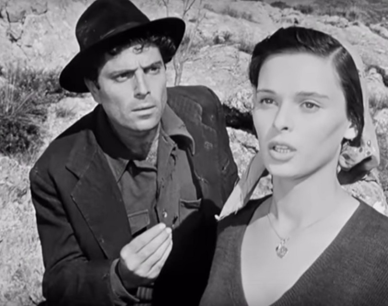 Non c'è pace tra gli ulivi, Pâques sanglantes, Giuseppe De Santis (1950) Lux Film 8