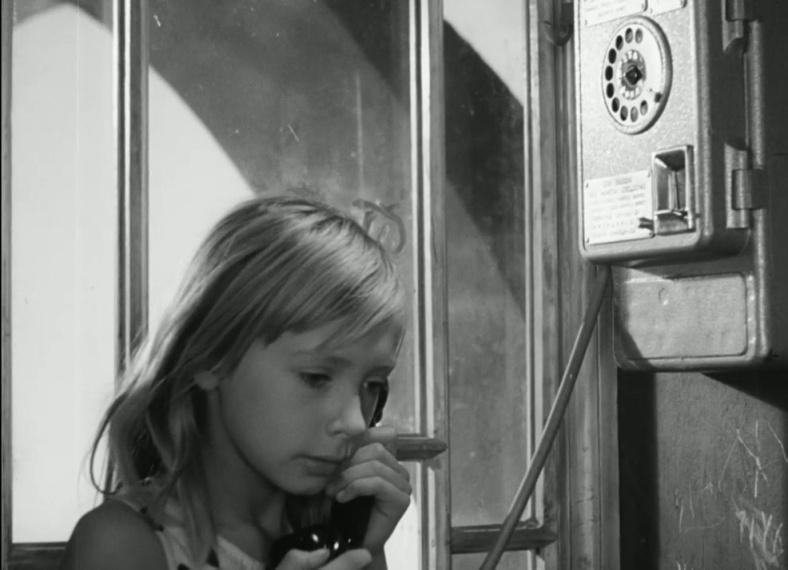 La Jeune Fille à l'écho, Arunas Zebriunas 1964 Lithuanian Film Studio ED Distribution (9)