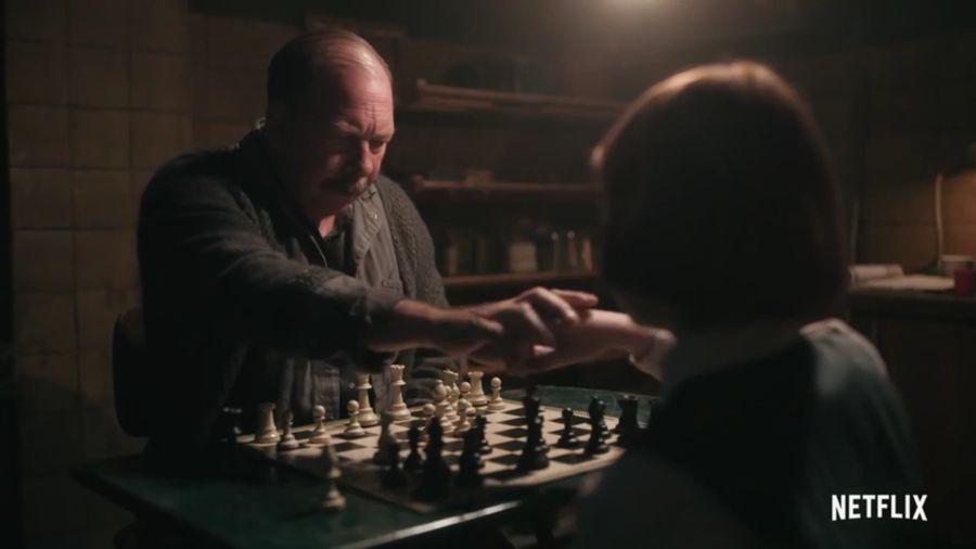 Le Jeu de la dame, Scott Frank et Allan Scott 2020 The Queen's Gambit Flitcraft, Wonderful Films, Netflix (1)_