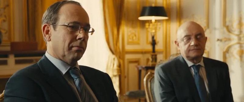 L'Exercice de l'État, Pierre Schoeller 2011 Archipel 35, Les Films du Fleuve, France 3 cinéma