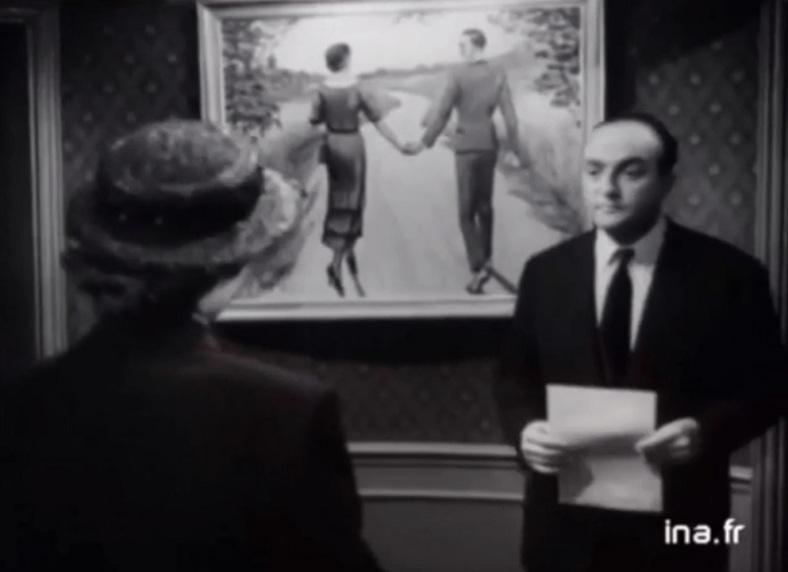 Agence matrimoniale, Jean-Paul Le Chanois 1952 Coopérative Générale du Cinéma Français, Silver Films (2)